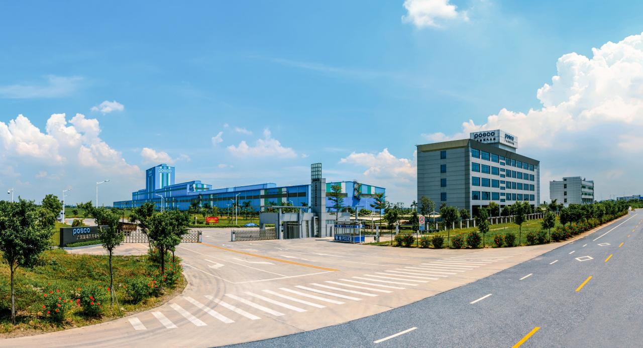 Guangdong CGL (Posco)
