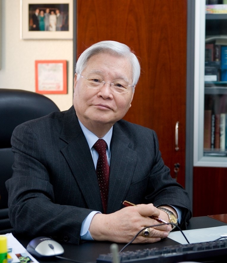 Pastor John Philip Song (John Philip Song)