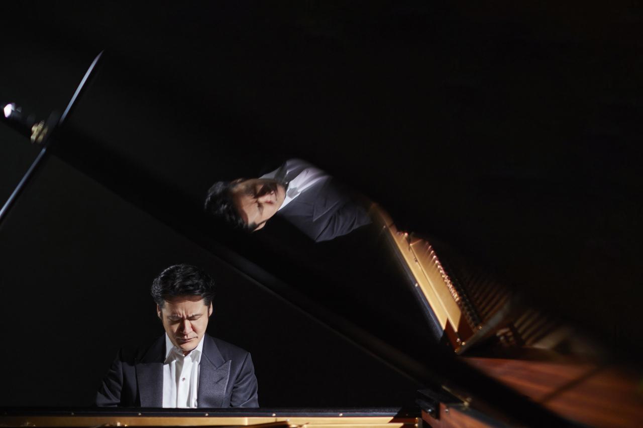 Pianist Cho Jae-hyuck (MJ Kim / Evidence)