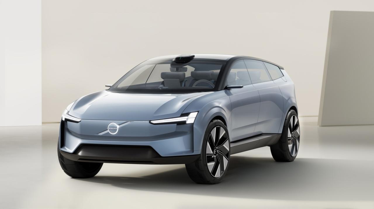 Volvo Concept Recharge (Volvo)