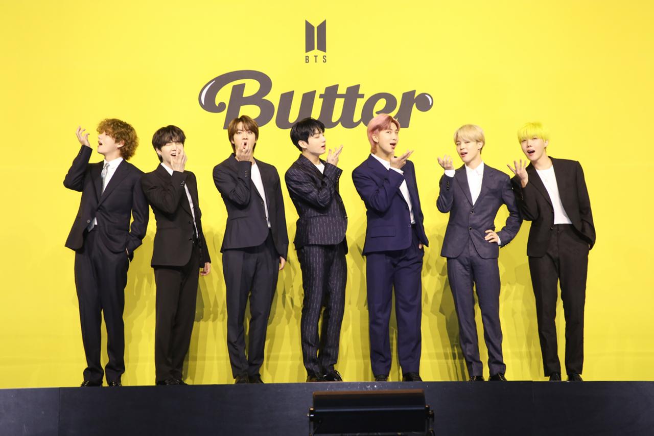Boy band BTS (Yonhap)