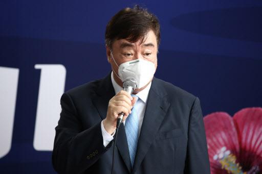 Chinese Ambassador to South Korea Xing Haiming (Yonhap)