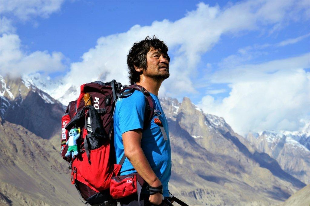 South Korean mountaineer Kim Hong-bin (Gwangju Metropolitan City sports Association for the Disabled)