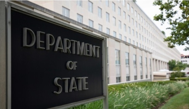Department of State (AFP-Yonhap)