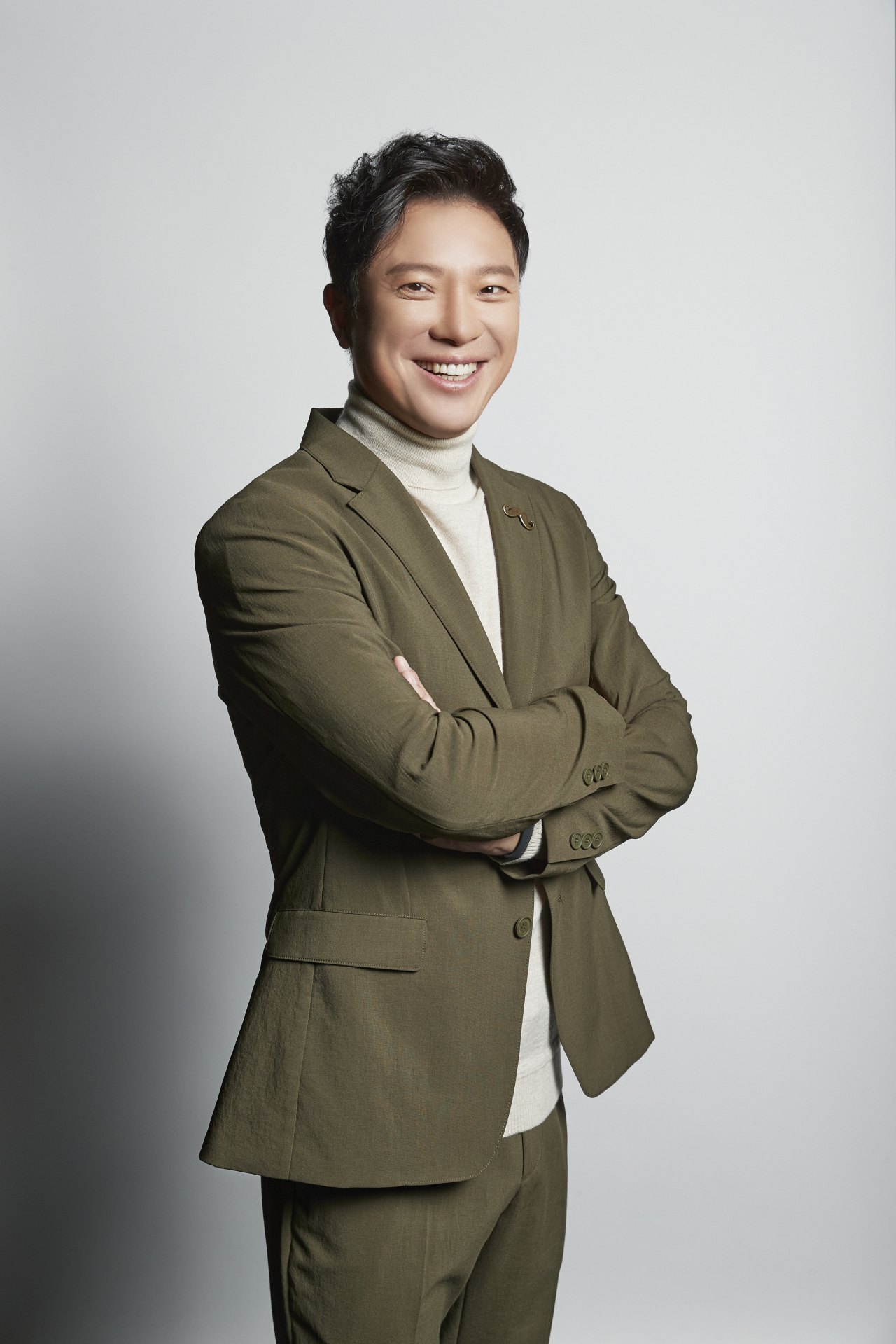 Stage actor Jung Sung-hwa (ParkWith Entertainment)