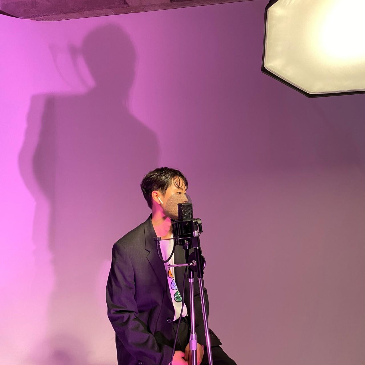 South Korean singer-songwriter Jimmy Brown (Courtesy of the artist)
