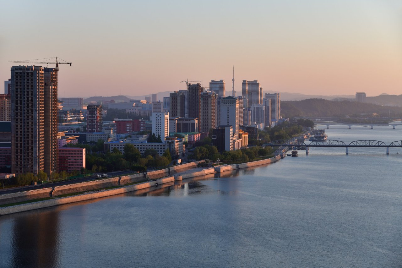 Pyongyang, North Korea (123rf)