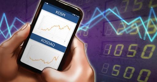 Stock market in South Korea (Yonhap)