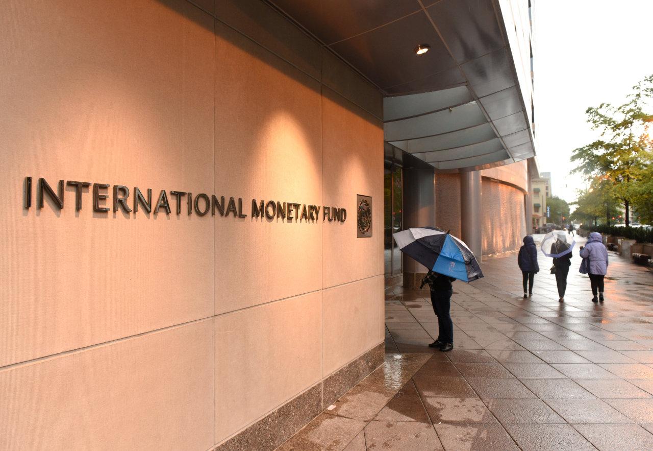 IMF headquarters in Washington, DC (123rf)