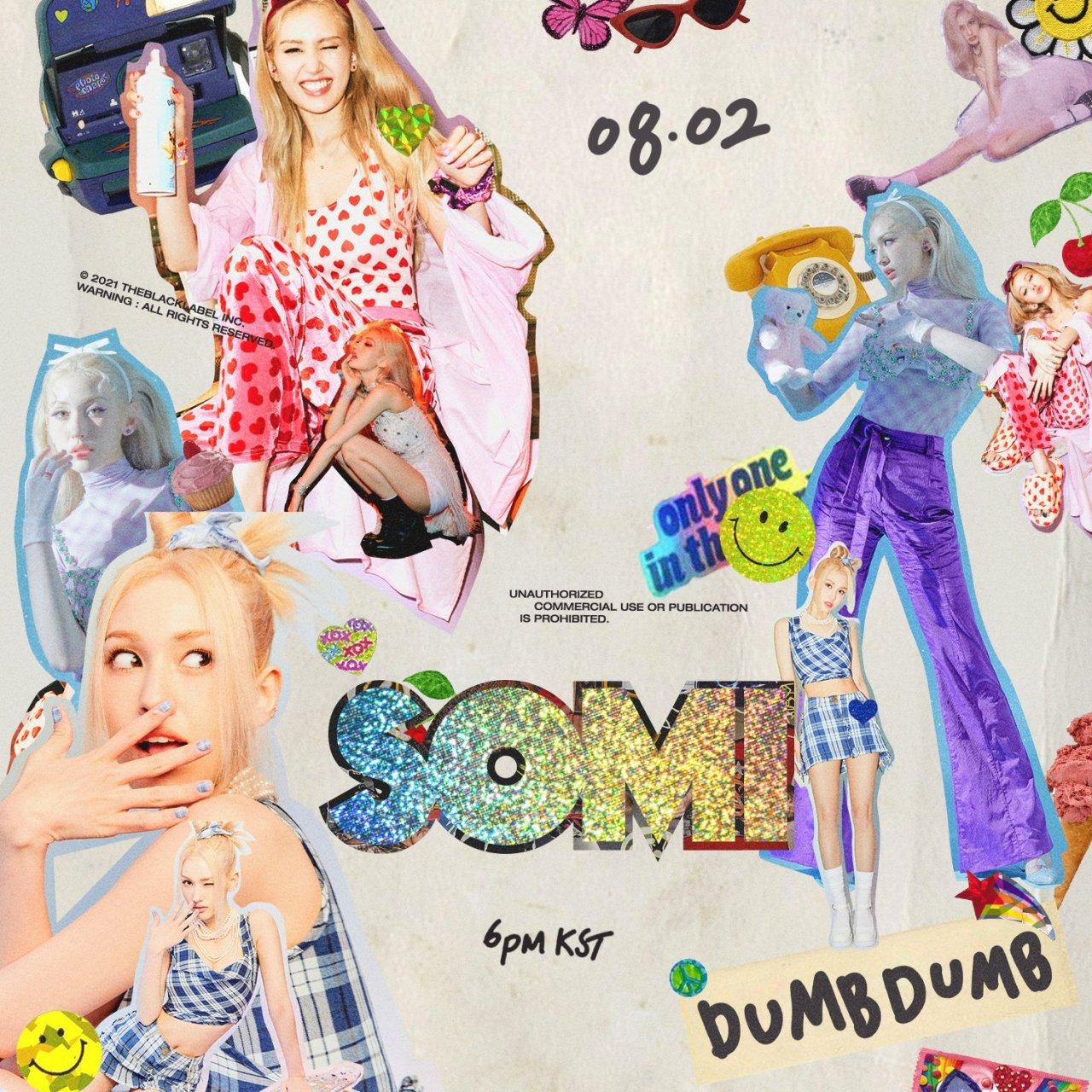 Somi (The Black Label)