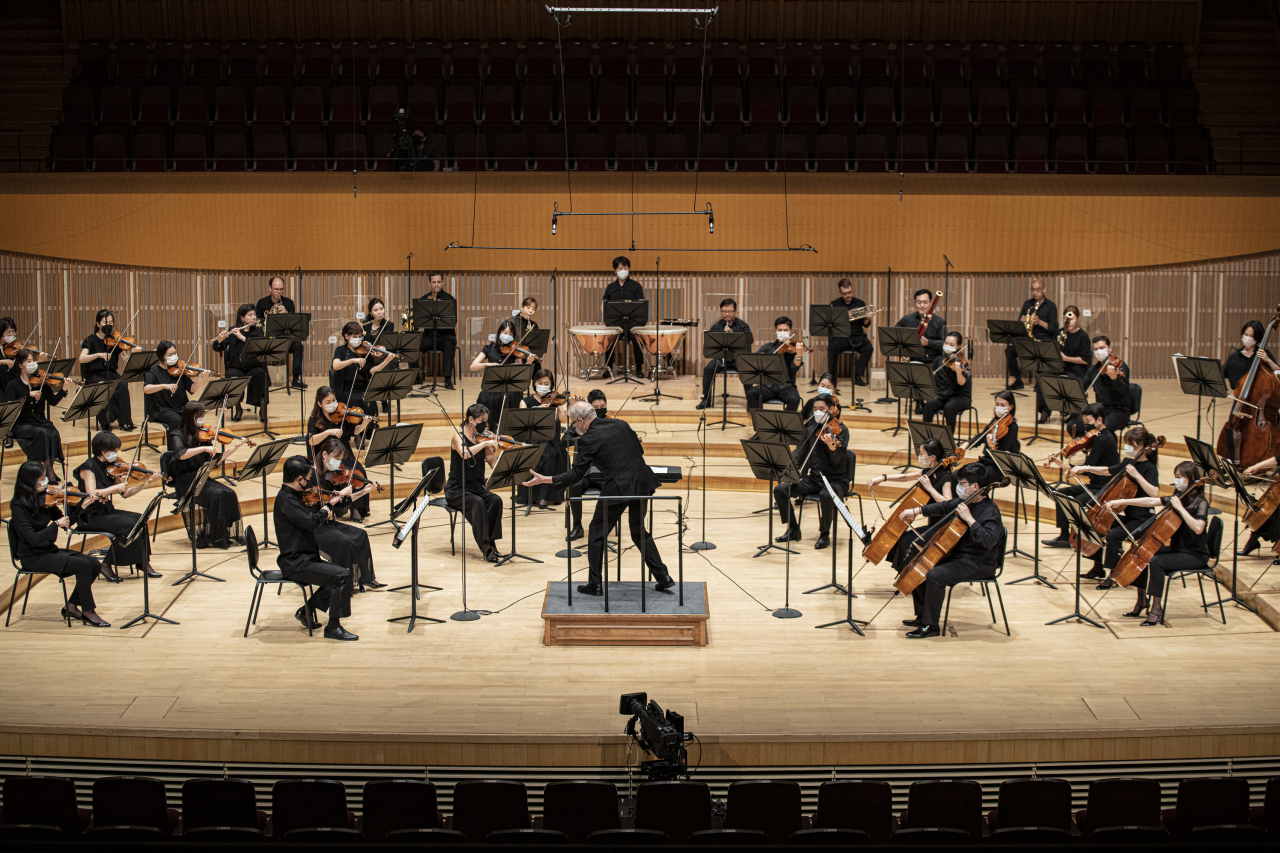 The Seoul Philharmonic Orchestra (SPO)