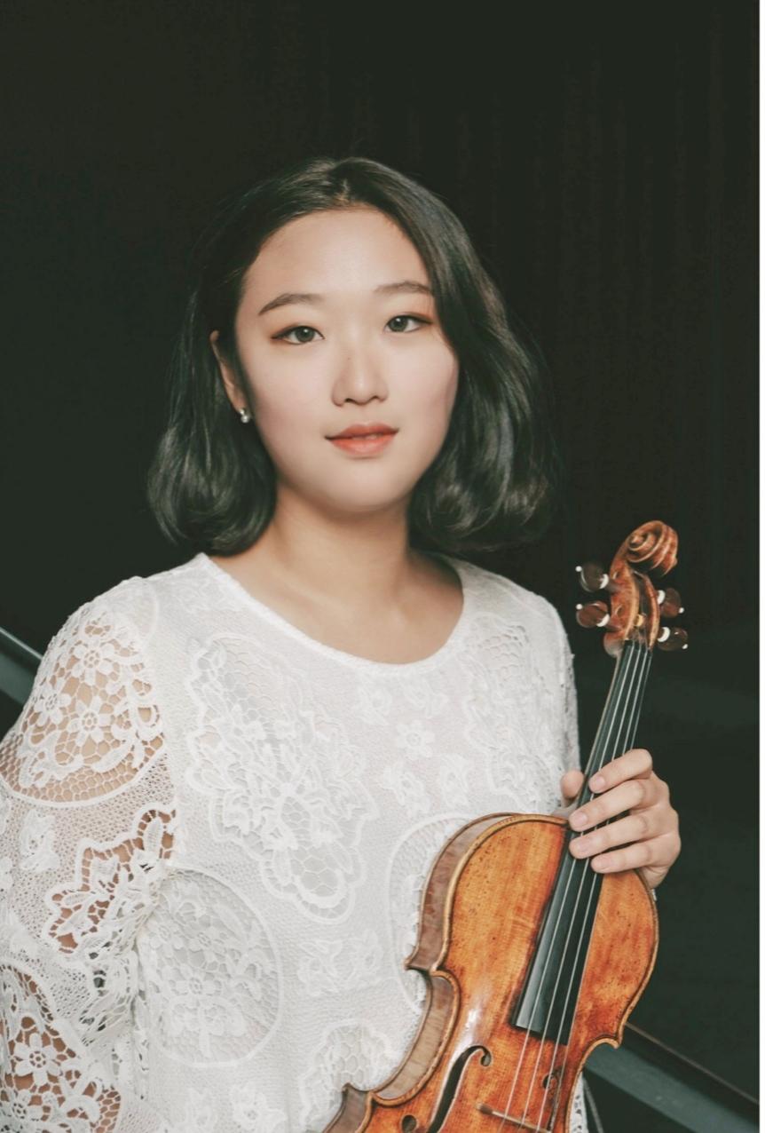 Violinist Park Sue-ye (SPO)
