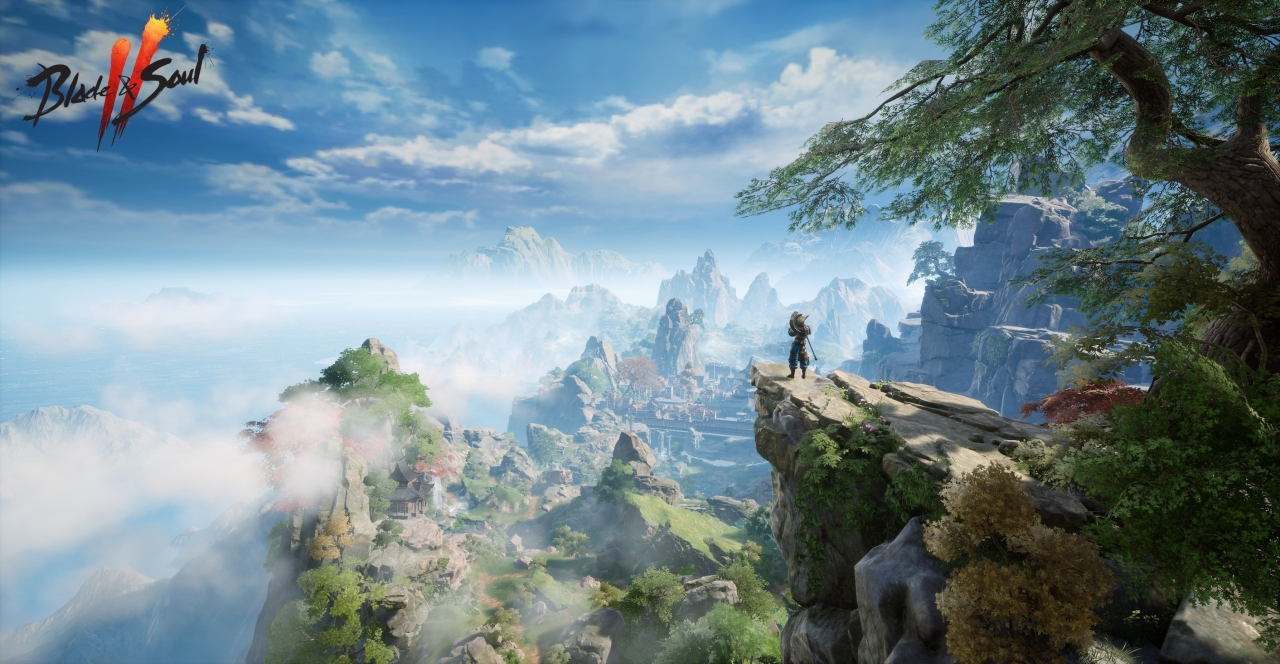 NCSoft's Blade & Soul 2 is set for release on Aug. 26. (NCSoft)