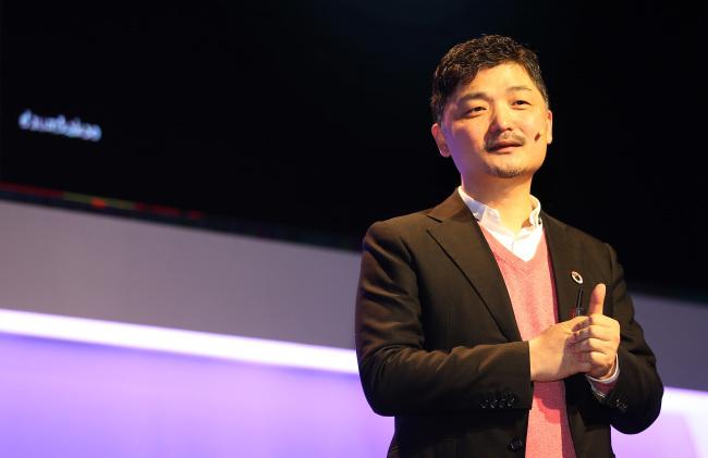 Kakao Chairman Kim Beom-su (Yonhap)
