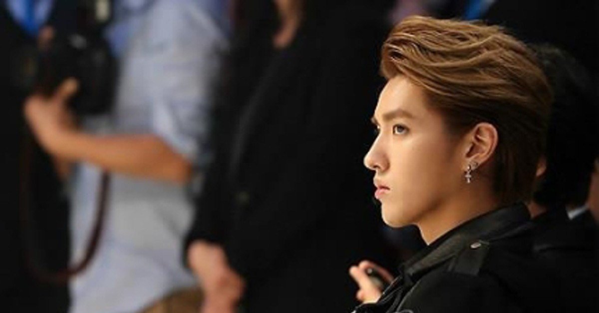 This undated file photo shows Chinese-Canadian pop star and former boy band EXO member Kris Wu. (Yonhap)