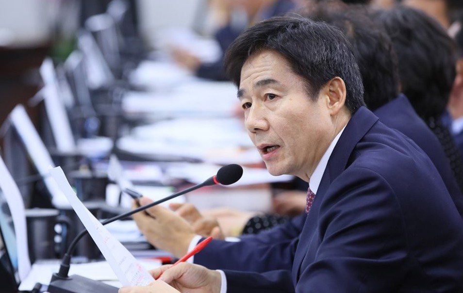 Independent lawmaker Lee Yong-ho (Rep. Lee Yong-ho's office)