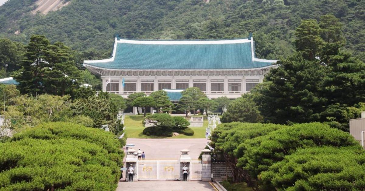 A file photo of Cheong Wa Dae in Seoul (Yonhap)