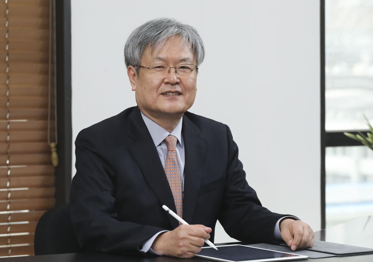 Secretary General of ASEAN-Korea Centre Kim Hae-yong (ASEAN-Korea Centre)