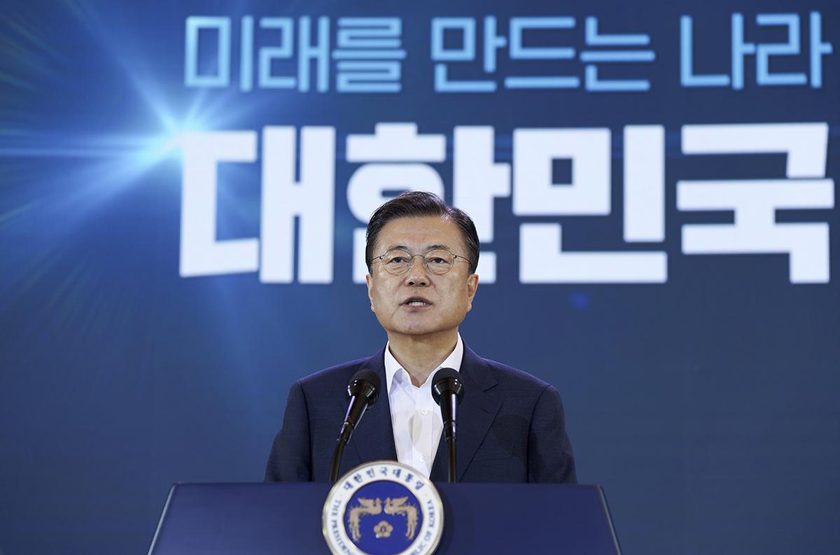 President Moon Jae-in (Cheong Wa Dae)
