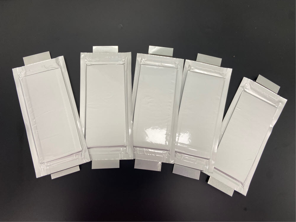 TDL's pouch-type solid-state batteries (TDL)