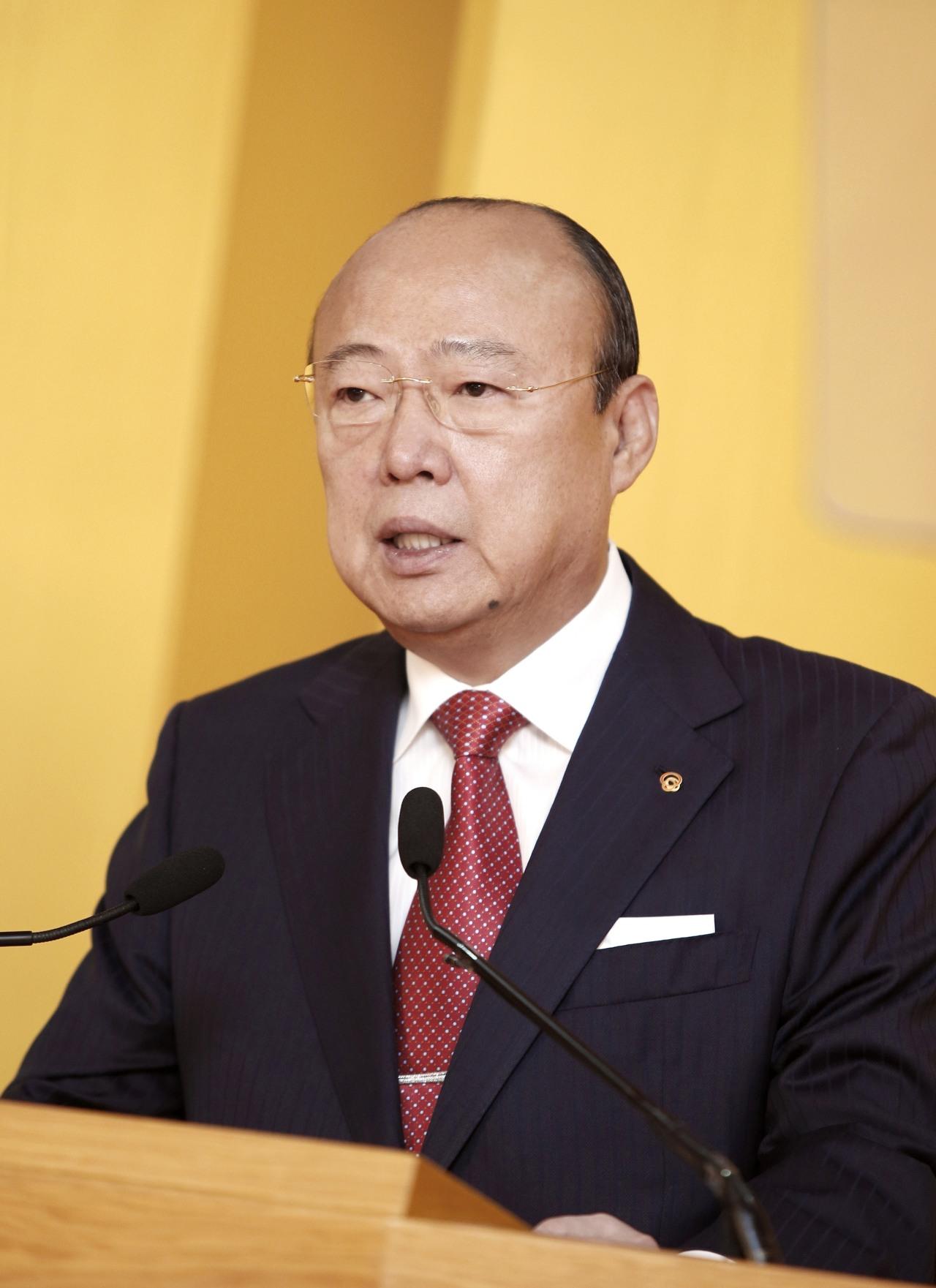 Hanwha Group Chairman Kim Seung-youn (Hanwha)