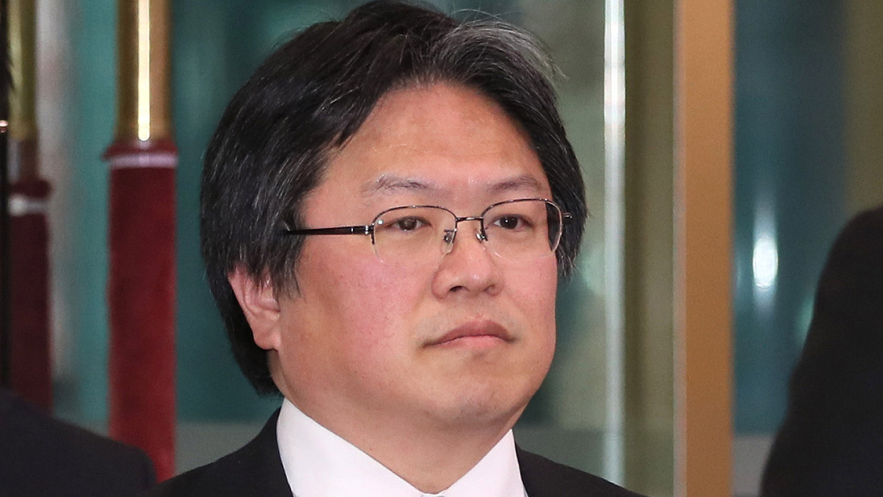 Hirohisa Soma, deputy chief of mission at the Japanese Embassy in Seoul (Yonhap)