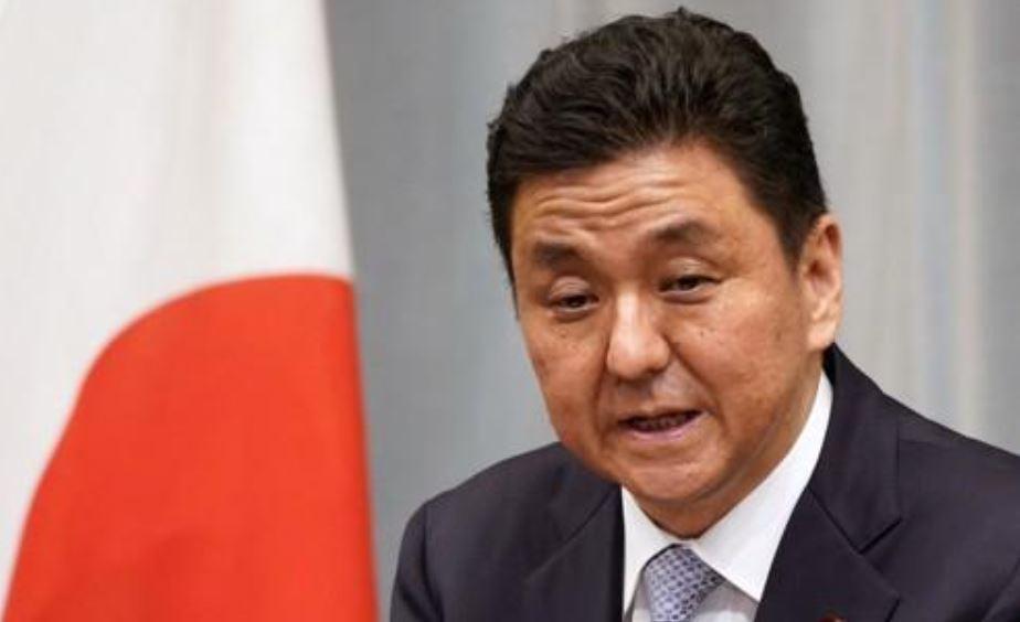 Japanese Defense Minister Nobuo Kishi (Yonhap)