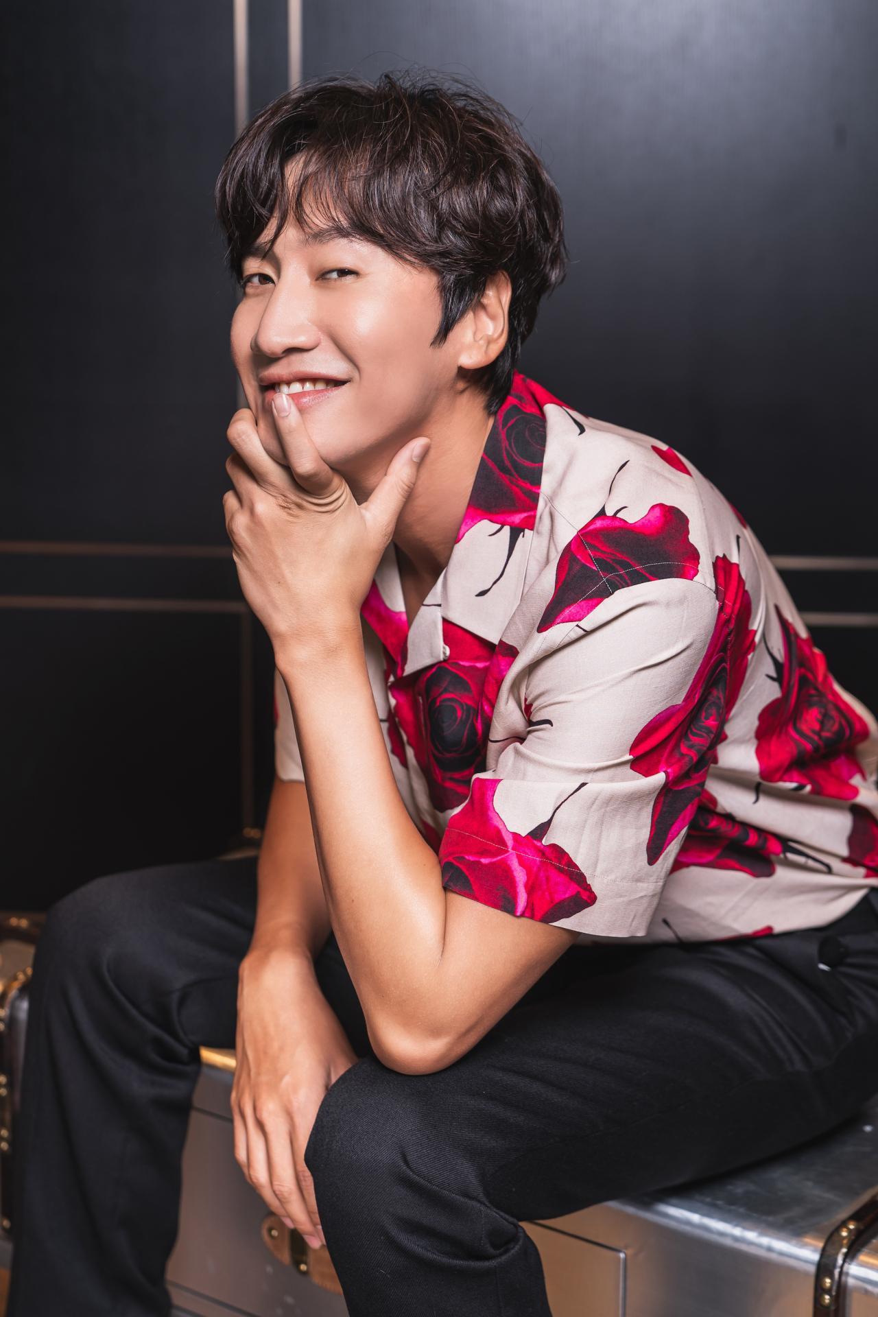 Actor Lee Kwang-soo (Showbox)