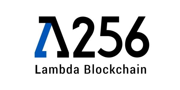 The logo of Lambda256, an affiliate of Dunamu. (Lambda256)