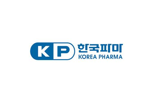 Korea Pharma's corporate logo (Korea Pharma)