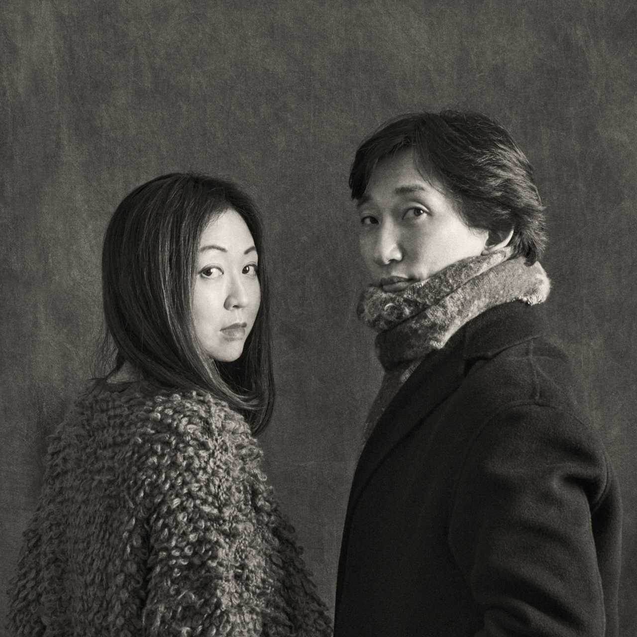Bang and Lee, a Seoul-based artistic duo (Courtesy of the artist)
