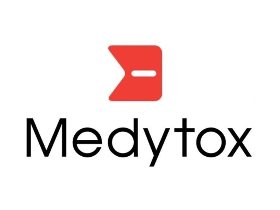 Medytox' corporate logo (Medytox)