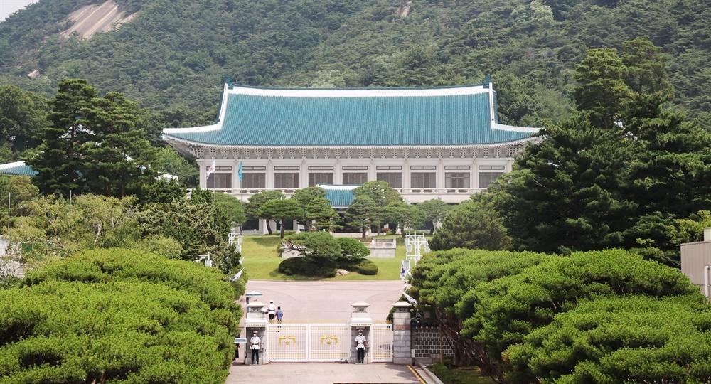 A view of Cheong Wa Dae in Seoul (Yonhap)