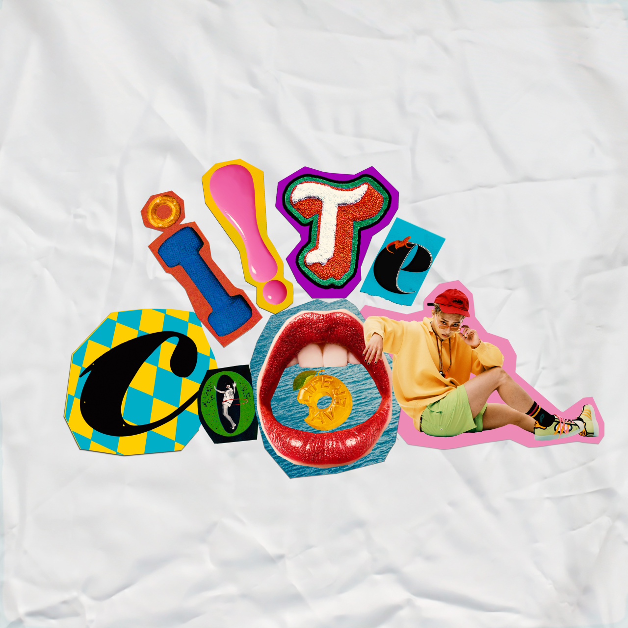 "Album cover of ""Iite Cool."" (DPR)"