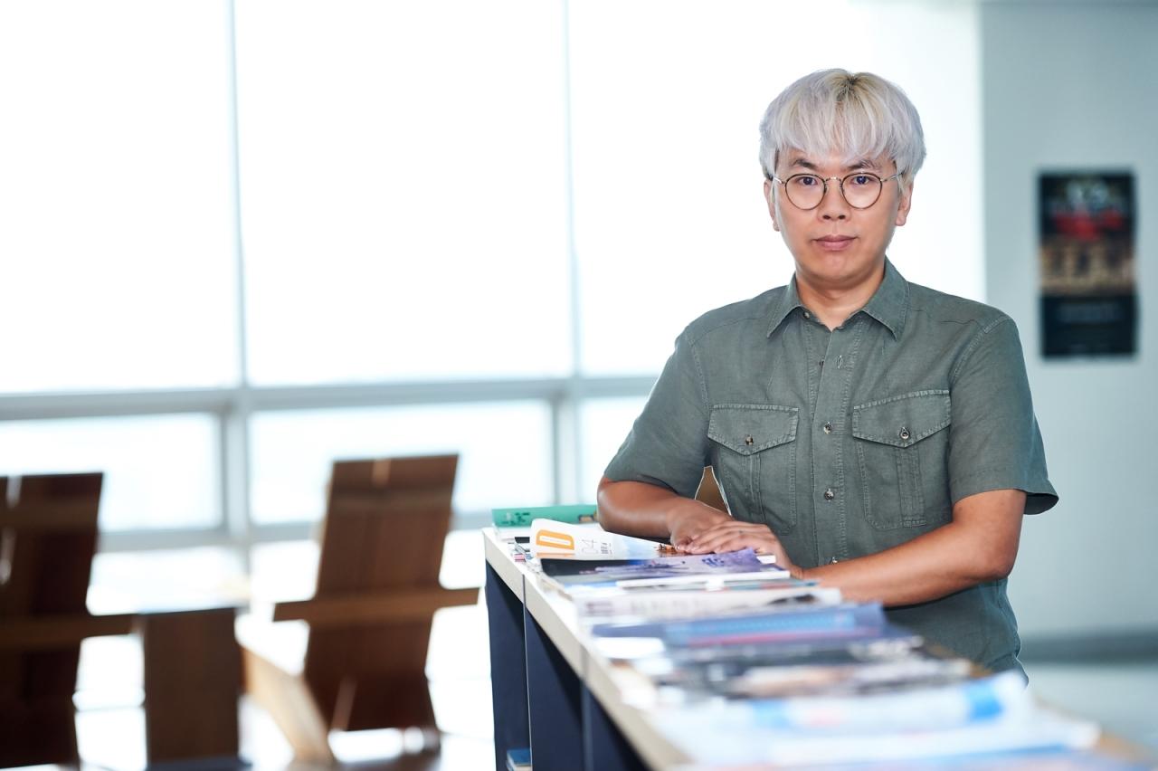 Television director Kim Tae-ho (MBC)
