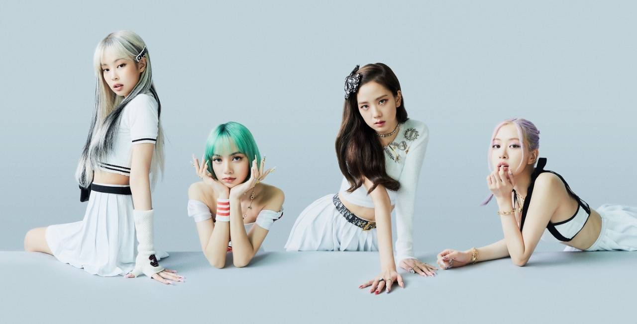 Blackpink (YG Entertainment via Yonhap)
