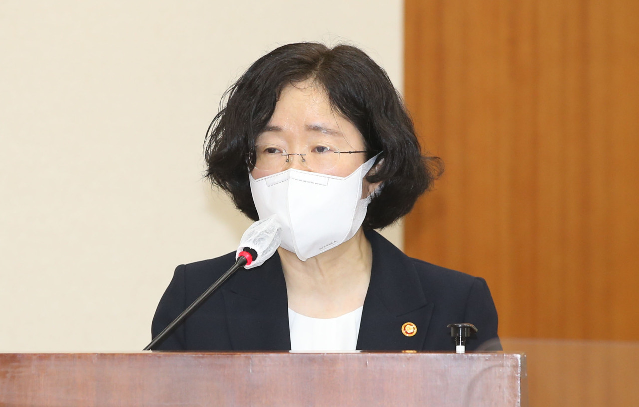 Joh Sung-wook, chairperson of the Fair Trade Commission (Yonhap)