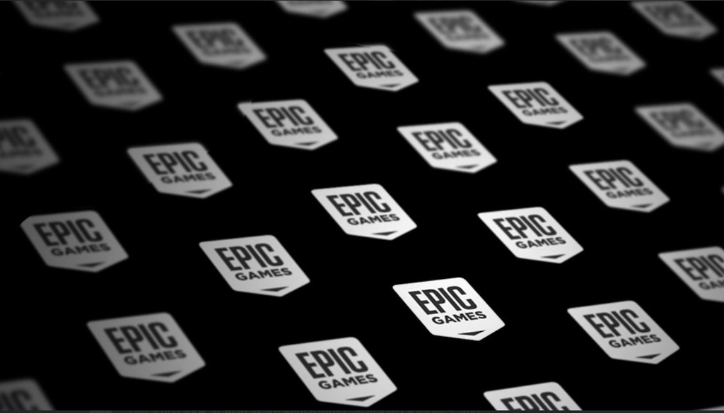 Epic Games Inc.'s logos are pictured in this image provided by the company. (Epic Games Inc.)