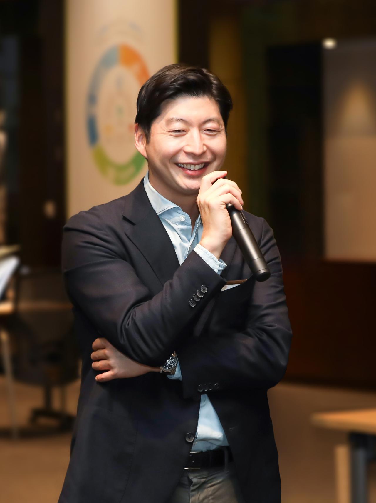 GS Caltex President and CEO Hur Sae-hong (GS Caltex)