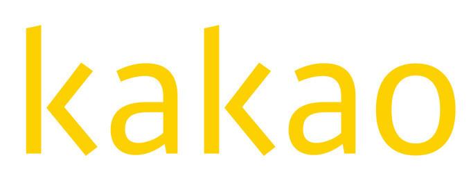 Kakao logo (Kakao Corp.)