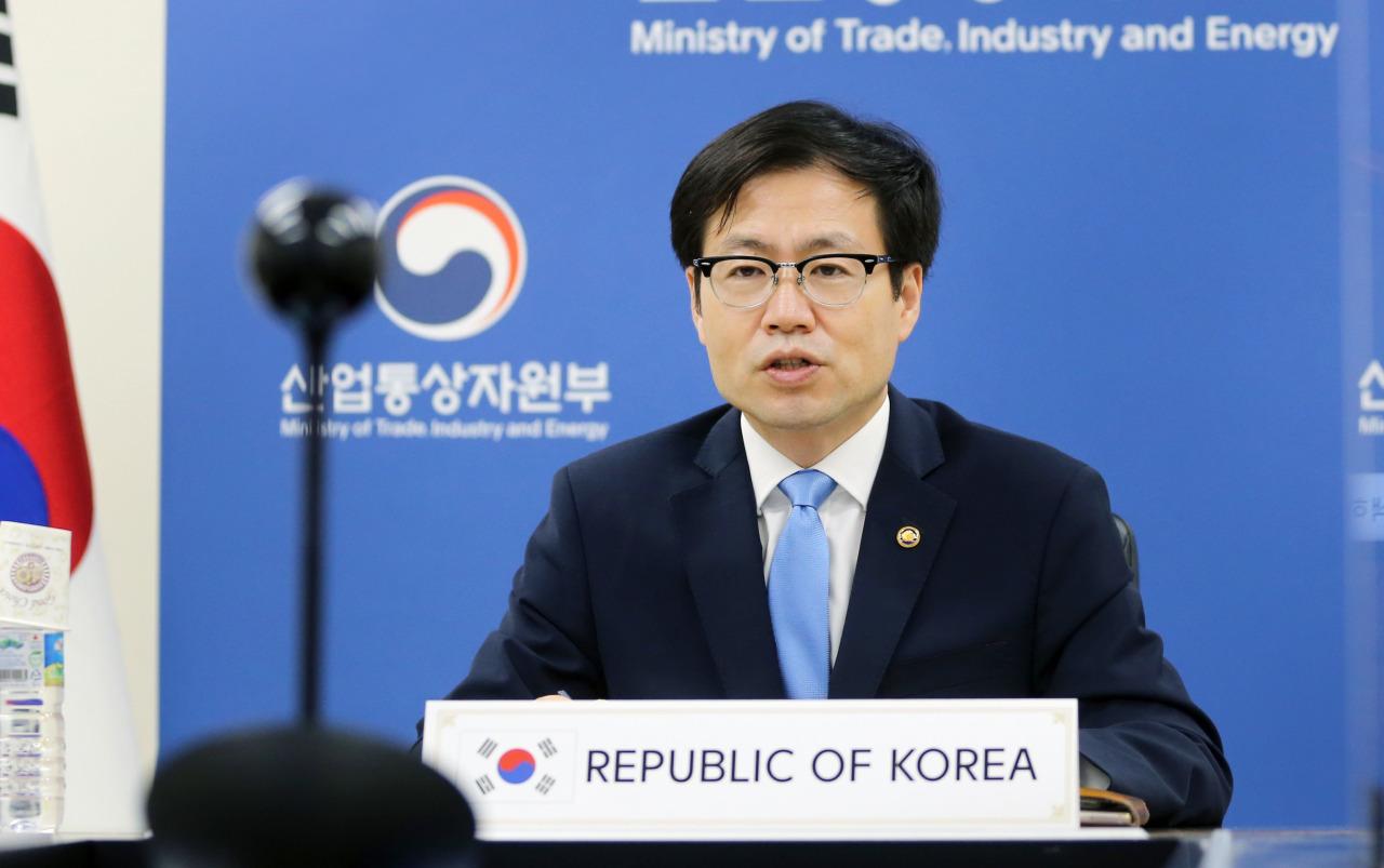 Trade Minister Yeo Han-koo (Yonhap)