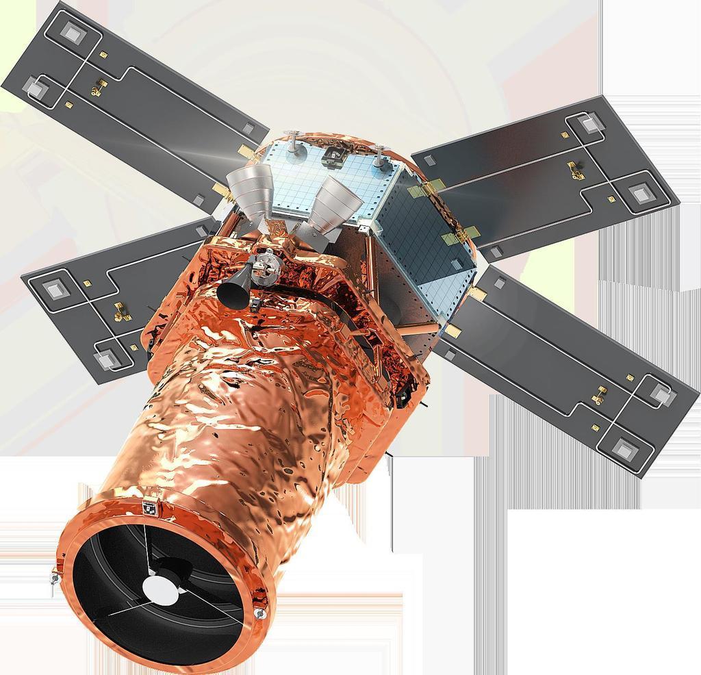 Satrec Initiative's low-Earth orbit satellite (Satrec Initiative)
