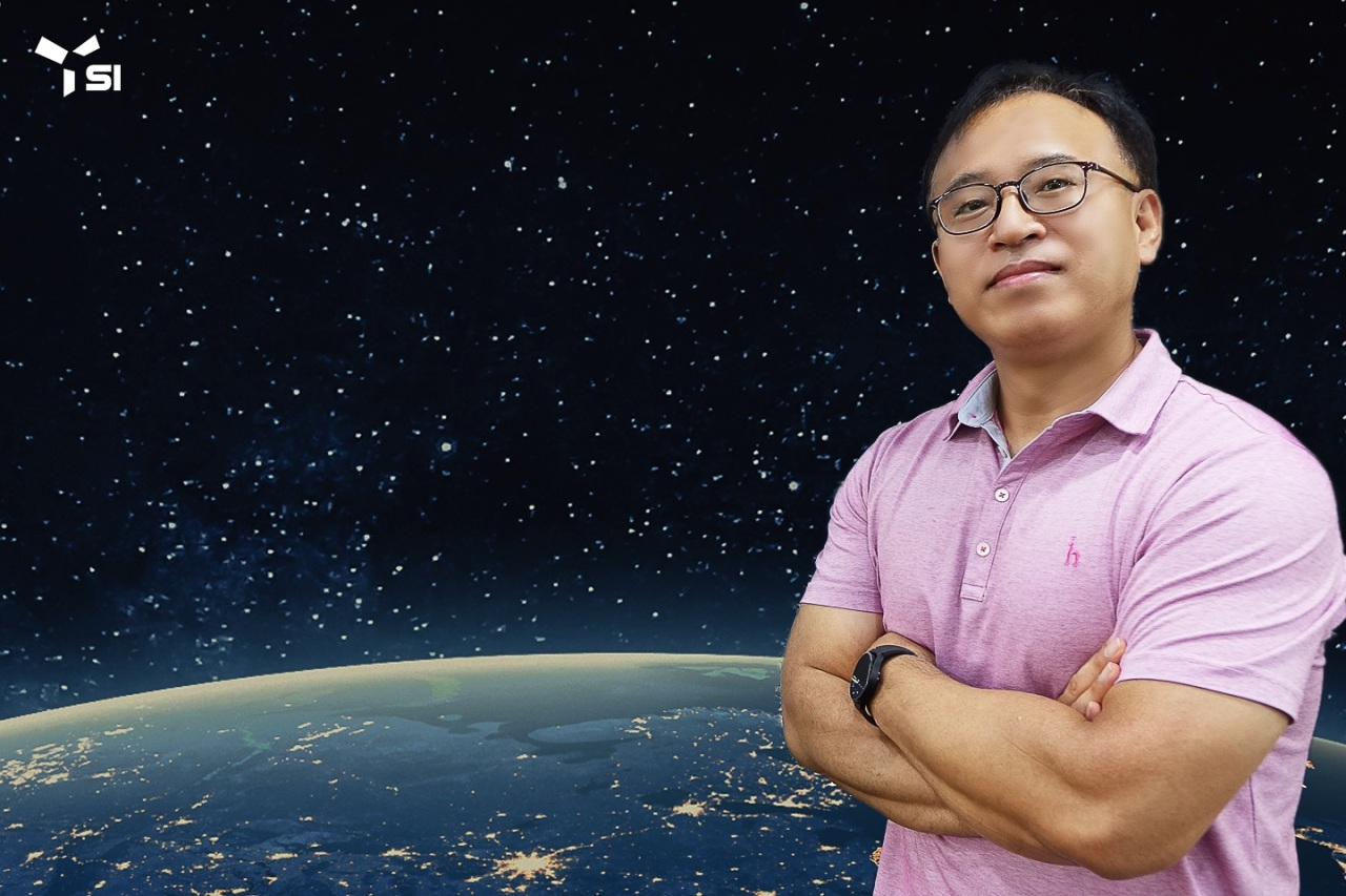 Jeon Bong-ki, managing director at Satrec Initiative (Satrec Initiative)