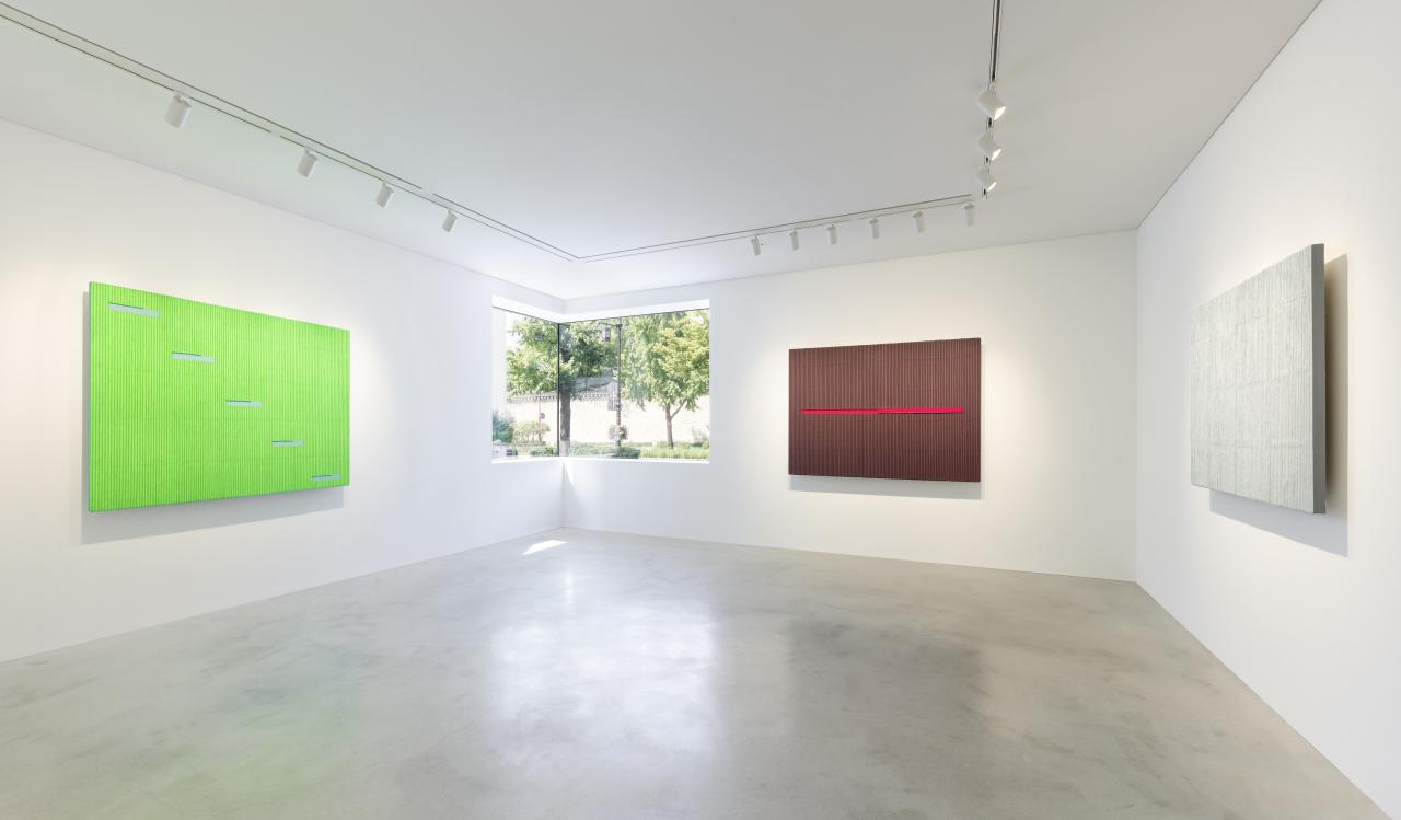 "An installation view of the exhibition ""PARK SEO-BO"" at Kukje Gallery (Kukje Gallery)"