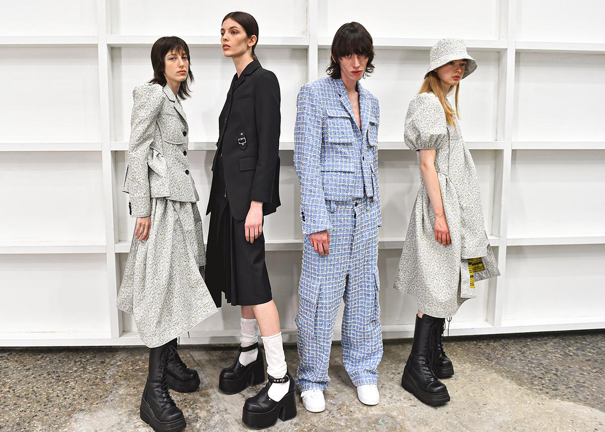 BMUET(TE)'s 2022 spring-summer collection (Seoul Fashion Week)