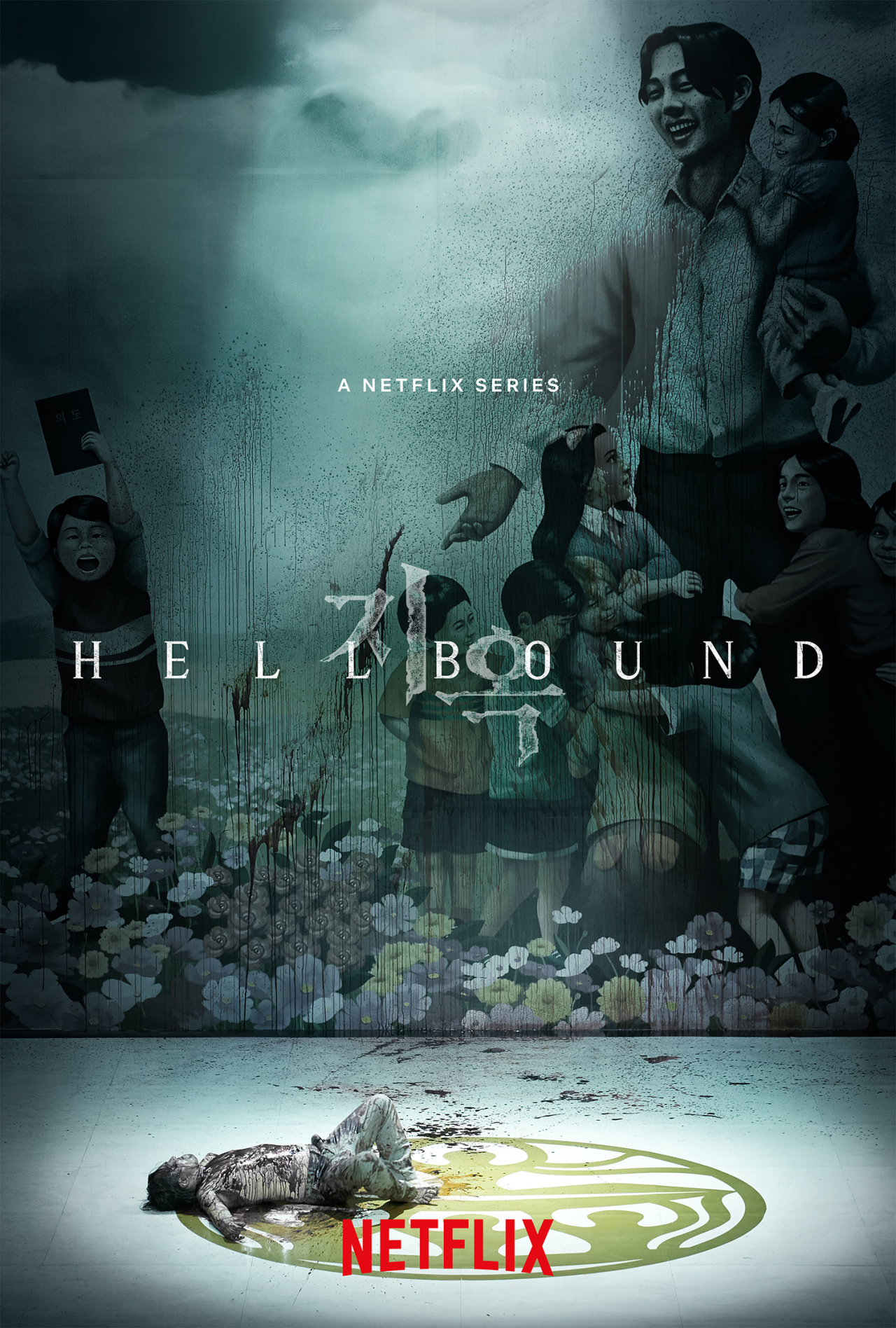 """Netflix drama series """"Hellbound,"""" directed by Yeon Sang-ho (Netflix)"""