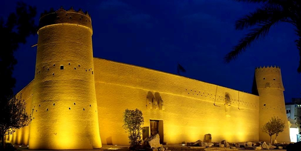 Al-Masmak Palace in Riyhadh