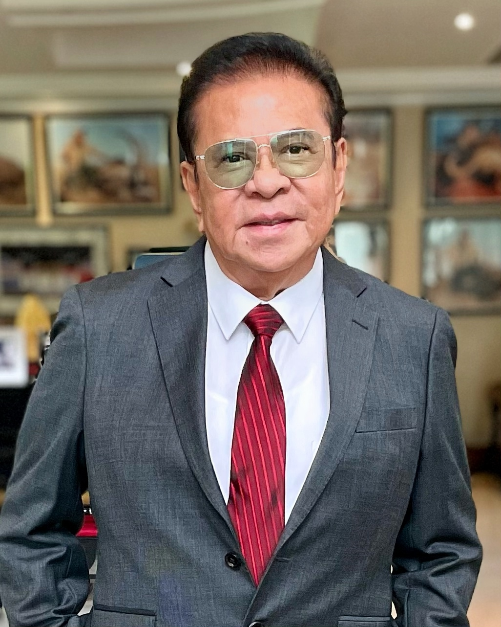 Luis Chavit Singson, chairman of LCS Group of Companies (LCS Group)