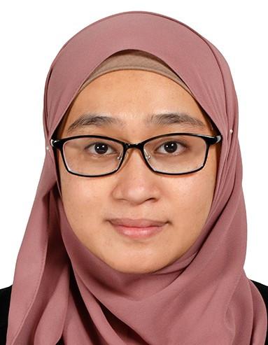 Siti Maisarah Haji Majid, deputy head of information and data.(ASEAN-Korea Center)