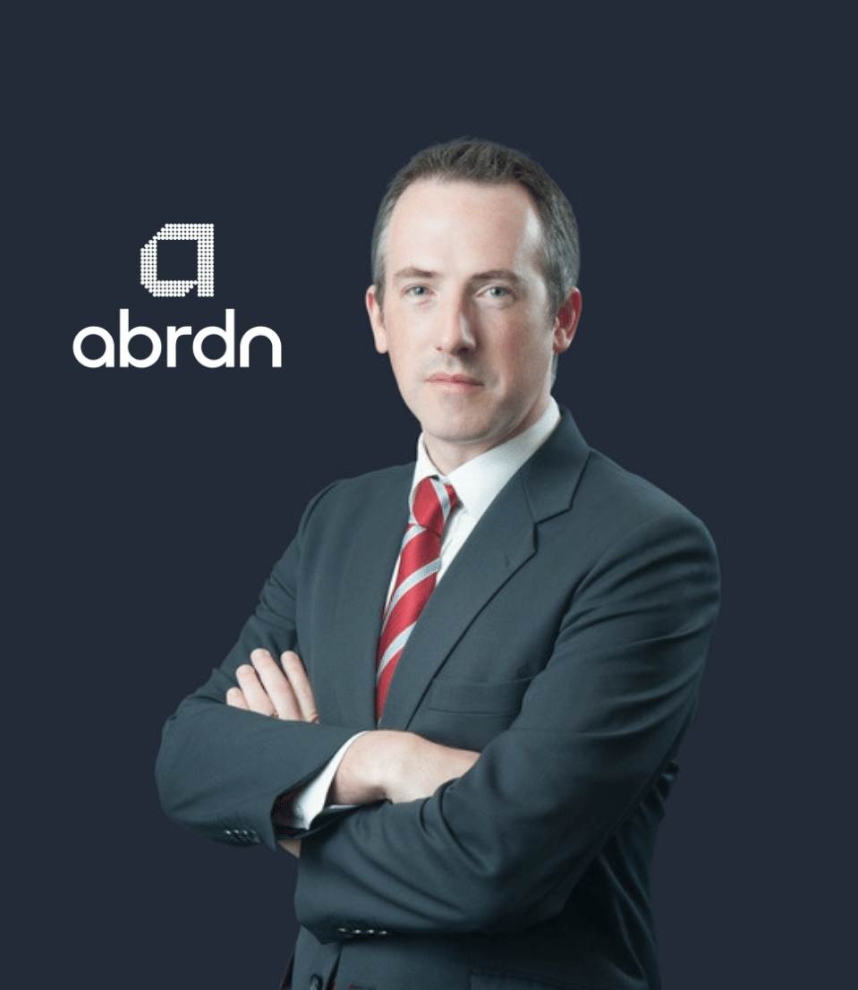 David Smith, senior investment director for Asian equities at abrdn (abrdn)